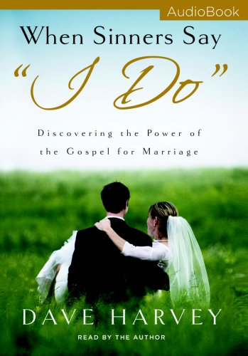 When Sinners Say I Do: Discovering the Power of the Gospel for Marriage Audio Book CD by Shepherd Press