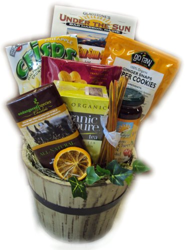 Pain Relief Get Well Gift Basket