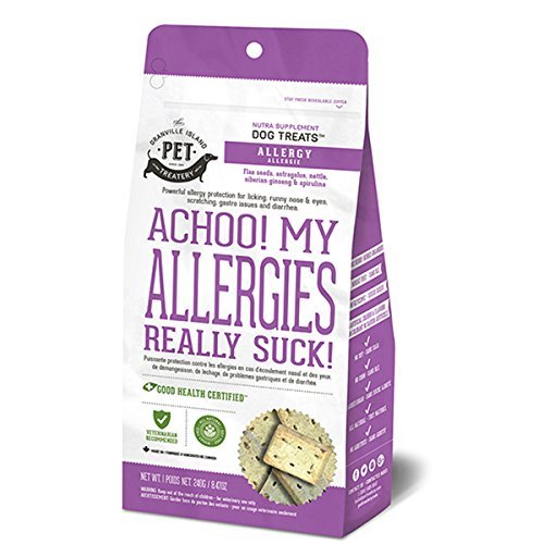 Granville Island Pet Treatery - Nutra Supplement Dog Treats for Allergies