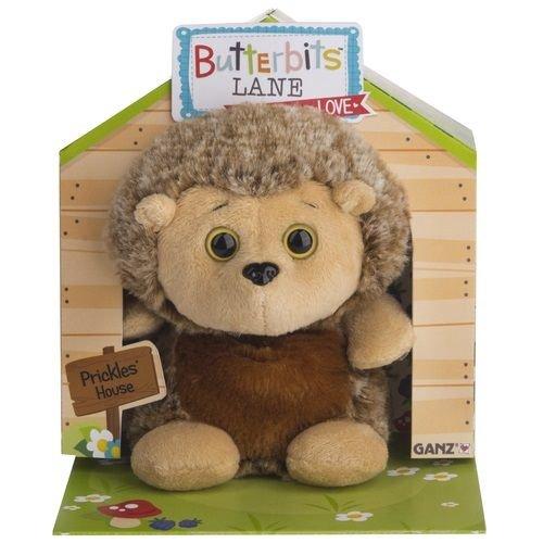 Butterbits Lane - Prickles Hedgehog 5 inch - Stuffed Animal by Ganz (H13872)