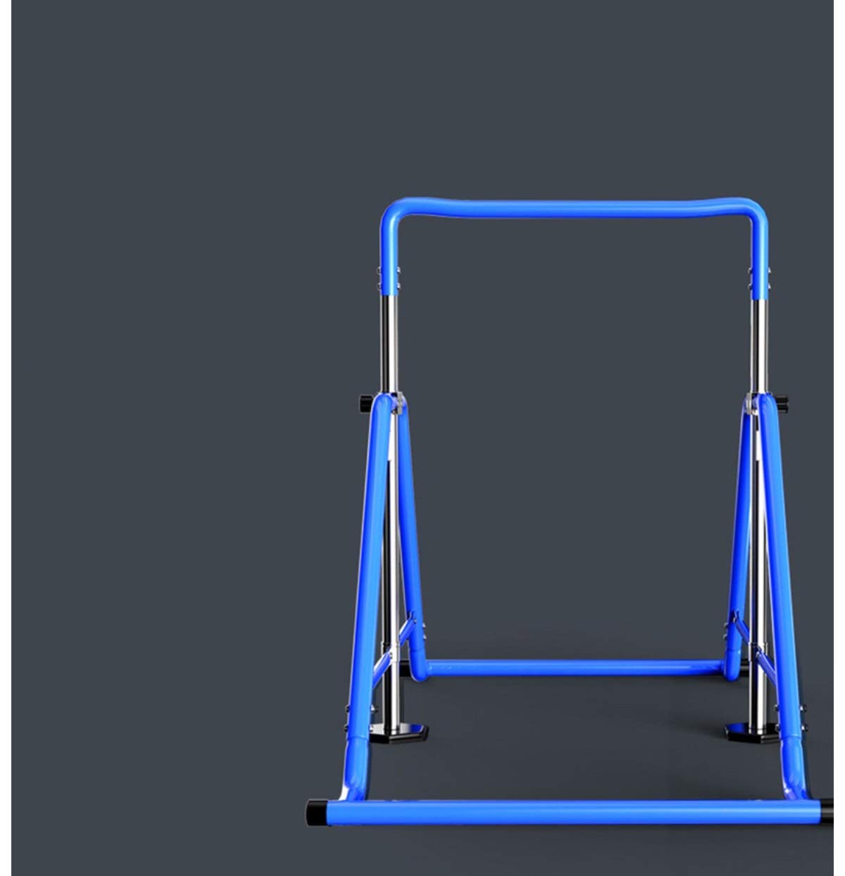 Baianju Indoor Horizontal Bar Household Foldable Pull-ups Rolling Belly Flippers Stretch Lift Training Fitness Equipment Sports Goods by Baianju