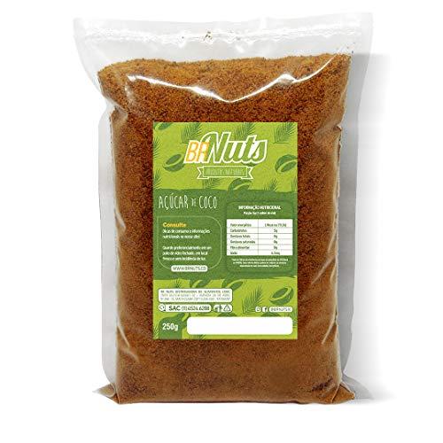 Açúcar de Coco - 0,25 Kg