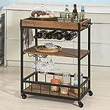 Wonderbaar Bar & Serving Carts   Amazon.com IJ-05