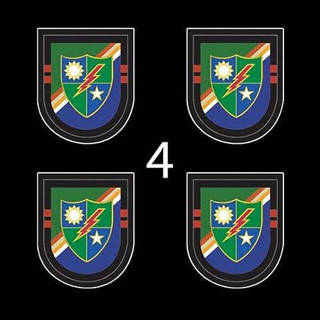 Amazon Us Army 2nd Bn Flash Dui Ranger Black Beret 3 4four