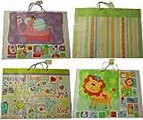 Baby Design Birthday Jumbo Gift Bags- 4 Different Styles