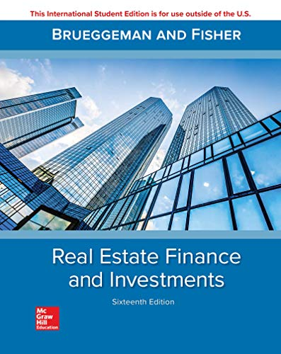 Check expert advices for real estate finance and investments brueggeman?