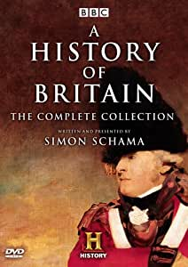 A History of Britain: The Complete Collection (2008 Repackage)