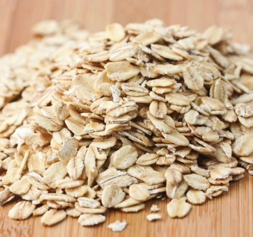 Regular Rolled Oats - Bulk 50 Pound Bag (Steamed Oats Rolled)