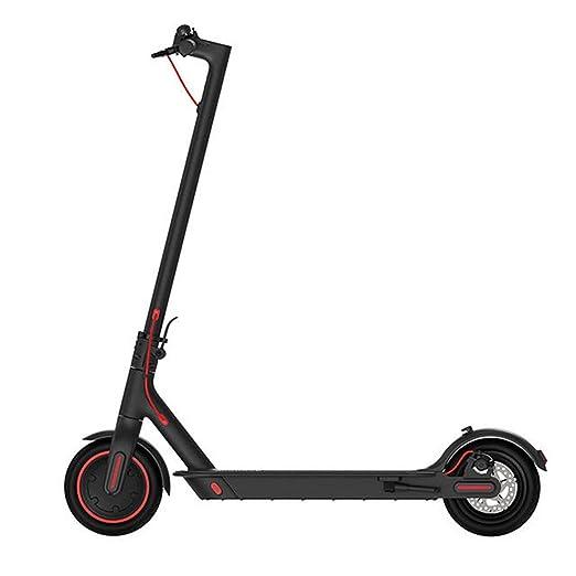 Los desplazamientos motorizado Vespa Scooter eléctrico de la ...