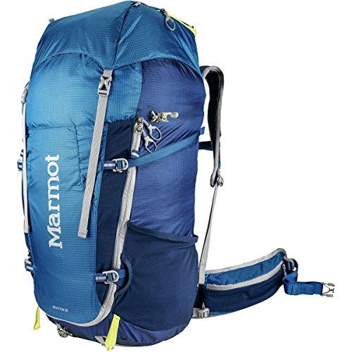 Marmot Unisex Graviton 58 Blue Night/Dark Ink One (Marmot Nylon Backpack)