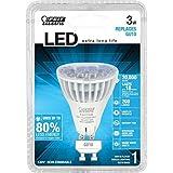led 35 watt gu10 - Feit Electric MR16/GU10/DM/LED 6.5W/35W Dimmable Performance LED MR16 GU10