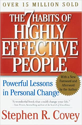 Stephen Covey book