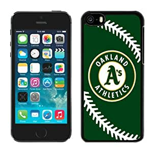 iPhone 5C Protective Case MLB Oakland Athletics Phone Case For iPhone 5c 5th Generation Case 01_16186