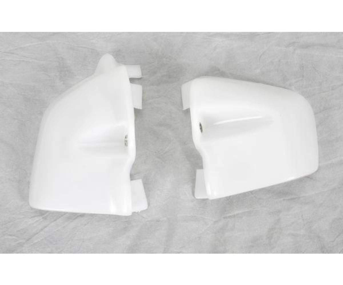 UFO Plastics Frame Guards Neutral for Honda CRF 450R 450X 0505-0280