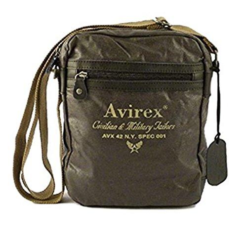 Tracolla Uomo AVIREX Alifax Nero 05