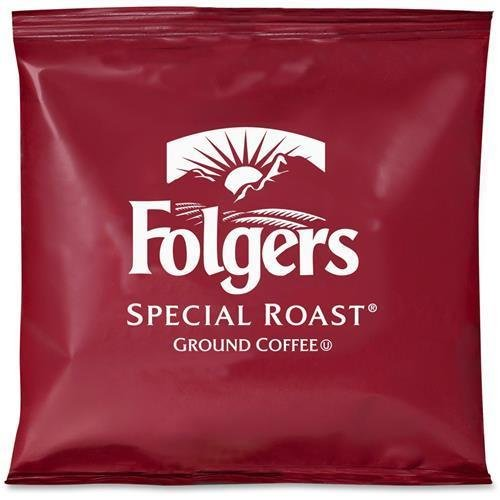 Folgers 06897 Special Roast Ground Coffee Packets Ground - Medium - 42 / Carton