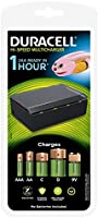 Duracell Chargeur Piles Rechargeables 45 minutes