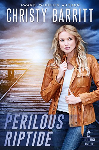 Perilous Riptide (Lantern Beach Mysteries Book 5) cover
