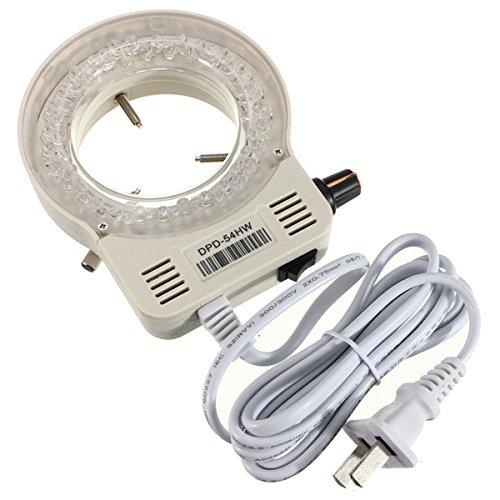 100-AC240V 56 LED Adjustable Ring Lights Illuminator Lamp for STEREO - Circle Australia Lenses