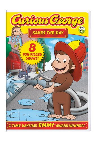 Curious George: Saves the Day -
