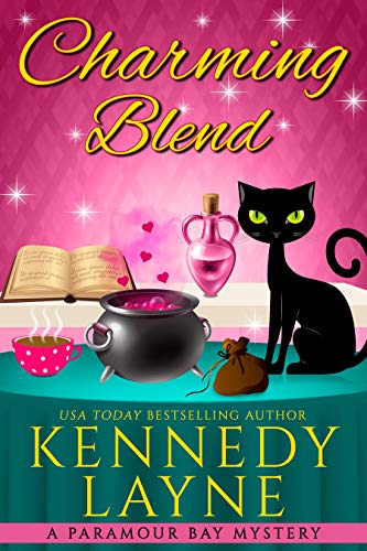 Charming Blend (A Paramour Bay Cozy Paranormal Mystery Book 5)