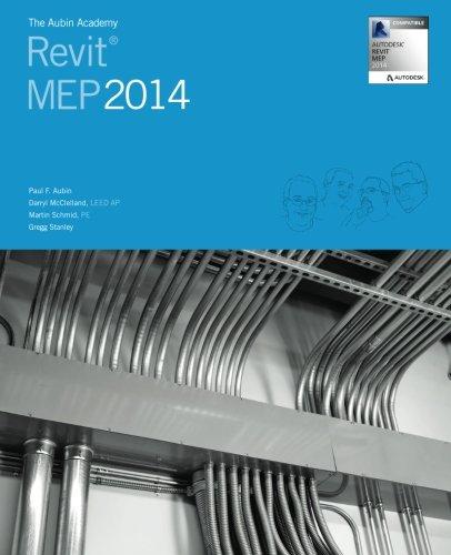 The Aubin Academy: Revit MEP 2014 - Buy Online in Oman  | Paperback