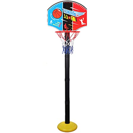 JklausTap Aro de Baloncesto Ajustable, Juego de Mini Soporte ...