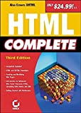 img - for HTML Complete by Inc. Sybex (2003-03-14) book / textbook / text book