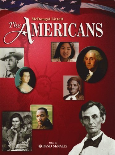 The Americans by Danzer, Gerald A.; Alva, J. Jorge Klor De; Krieger, Larry S. published by Houghton Mifflin Hardcover