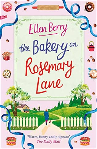 book cover of The Bakery on Rosemary Lane