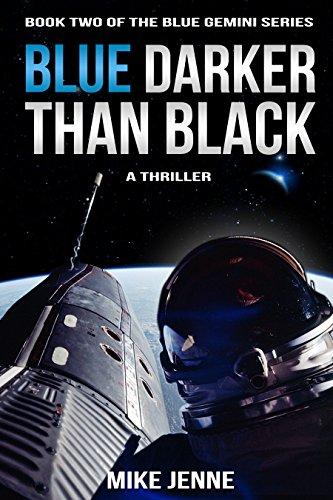 Price comparison product image Blue Darker Than Black: A Thriller (Blue Gemini)