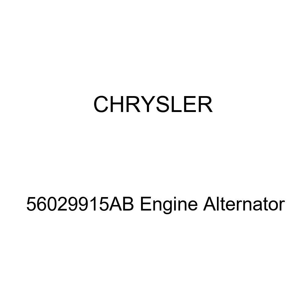 Genuine Chrysler 56029915AB Engine Alternator