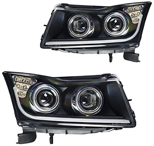 headlights chevy cruze - 3