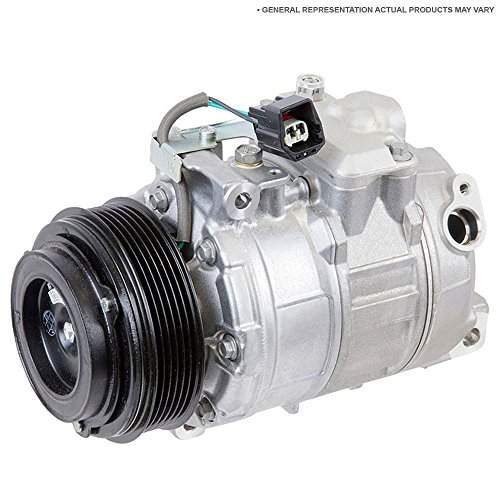 Reman AC Compressor & A/C Clutch For Chrysler Cirrus Sebring Plymouth Breeze - BuyAutoParts 60-01230RC Remanufactured Chrysler Cirrus A/c Compressor