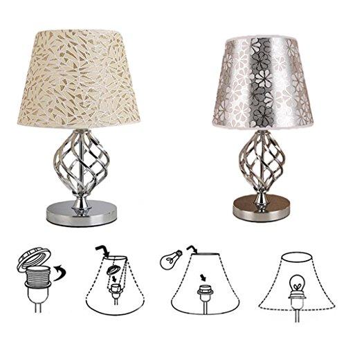 85 Off Syaodu Lampe De Table A Led Simple Moderne Miroir