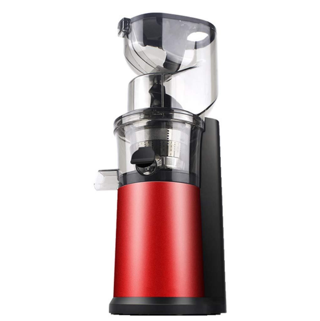 Extractor de jugo Exprimidor eléctrico doméstico Extractor de jugo ...