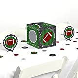 End Zone - Football - Baby Shower or Birthday Party Centerpiece & Table Decoration Kit