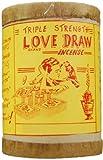 Triple Strength Love Draw Powdered Voodoo Incense 16 oz.