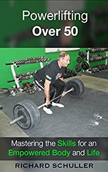 Powerlifting Over 50 Mastering Empowered ebook product image