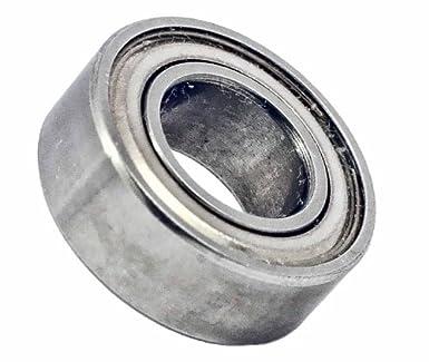 Amazon.com: s687zz rodamiento 7 x 14 x 5 cerámica de acero ...