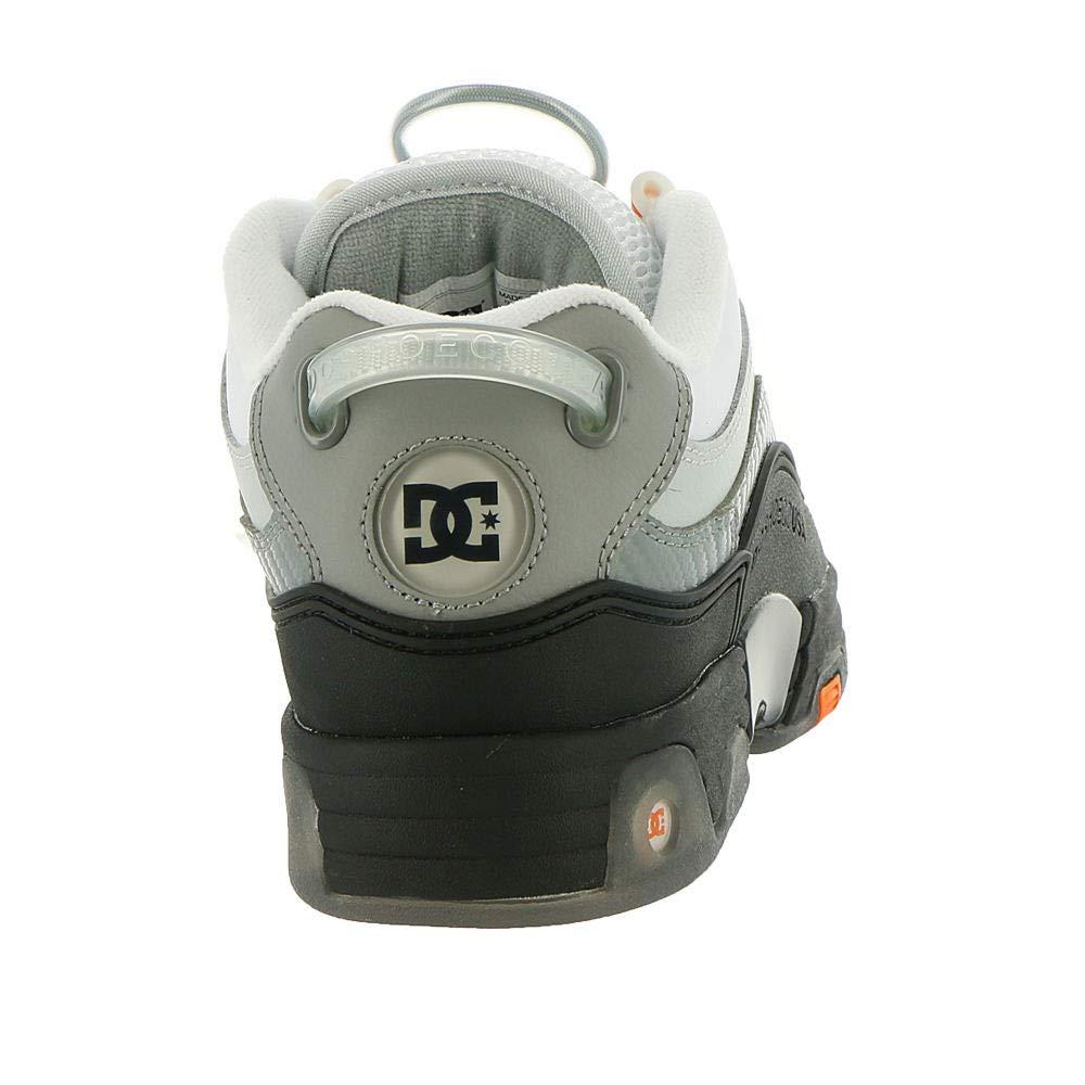 c650589cb14e4 DC Shoes Men's Legacy Low Top Sneaker Shoes Black Dk Grey White
