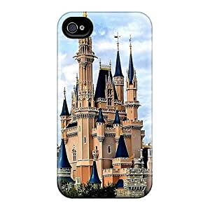 High Quality Castle Case For Iphone 4/4s / Perfect Case by icecream design