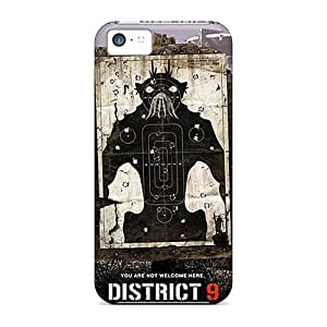 For Iphone 5c Protector Case Movie District 9 Phone Cover