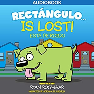 Rectángulo... Is Lost Audiobook