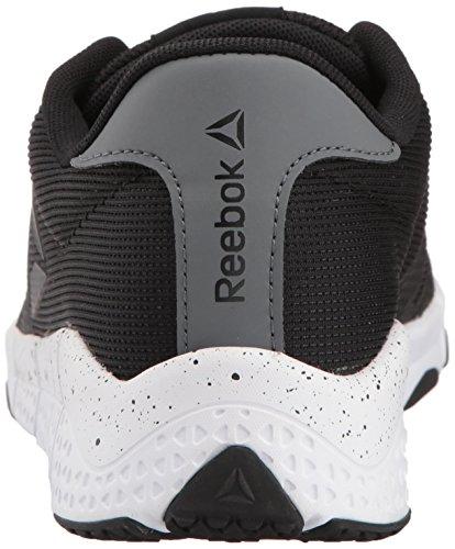 Sneaker Da Uomo Trainflex 2.0 Reebok Nero / Lega / Bianco
