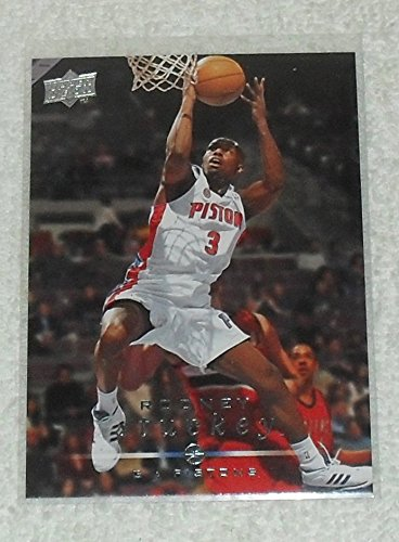 Rodney Stuckey 2008-09 Upper Deck NBA Basketball Card # (Rodney Stuckey Nba)