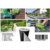 150 gr./ m² Premium mariguana trendspot, jardín trendspot, malas diapositiva (25 m x 1,0 m)