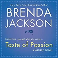 Taste of Passion Audiobook by Brenda Jackson Narrated by Pete Ohms