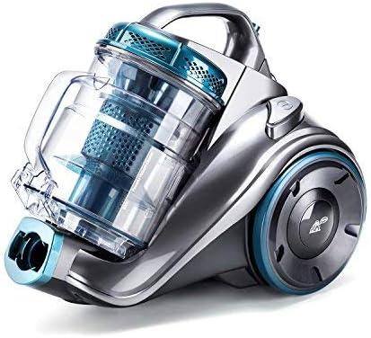 puppyoo wp9002 F Aspiradora a remolque sin bolsa ciclónico Potente compacto ruedas engomado (garantía): Amazon.es: Hogar