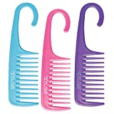 Burmax SalonChic 36 Piece Shower Combs in a Container
